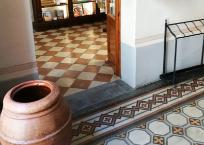 FAI Fondo Ambiente Italiano: Casa e Torre Campatelli, San Gimignano, (SI) Studio Nepi, Terrosi Architetti e Associati
